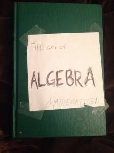 A very convincing imitation of a text book.