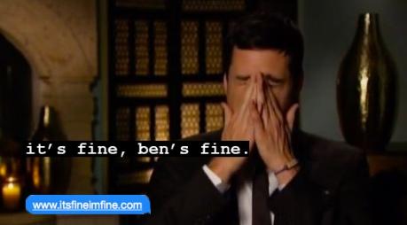 Ben's fine
