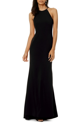 Rent The Runway High Neck Dress