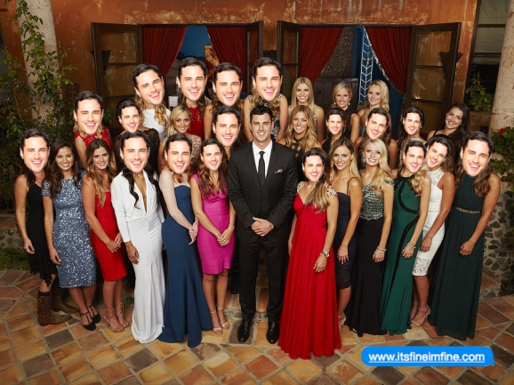 The Bachelor Ben Higgins Episode 5 Recap | It's Fine I'm Fine blog