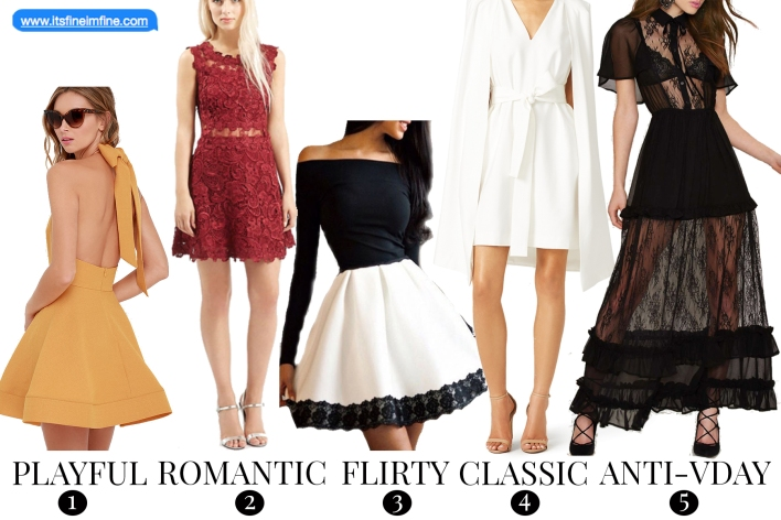 IFIF Favorite VDay Dresses