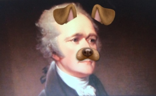 14 Things I Learned During My Hamilton Obsession | It's Fine I'm Fine Blog