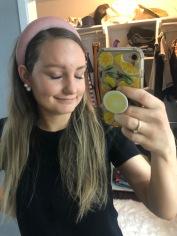 enjoy this photo of my headband